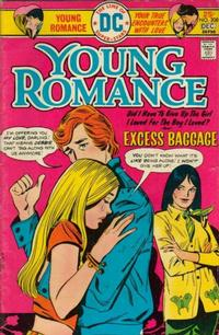 Cover Thumbnail for Young Romance (DC, 1963 series) #208
