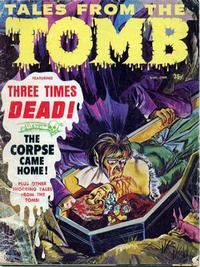 Cover Thumbnail for Tales from the Tomb (Eerie Publications, 1969 series) #v1#7
