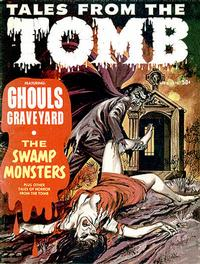 Cover Thumbnail for Tales from the Tomb (Eerie Publications, 1969 series) #v2#2