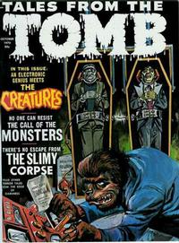 Cover Thumbnail for Tales from the Tomb (Eerie Publications, 1969 series) #v2#5
