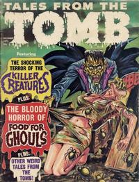Cover Thumbnail for Tales from the Tomb (Eerie Publications, 1969 series) #v2#6