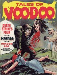 Cover Thumbnail for Tales of Voodoo (Eerie Publications, 1968 series) #v2#1