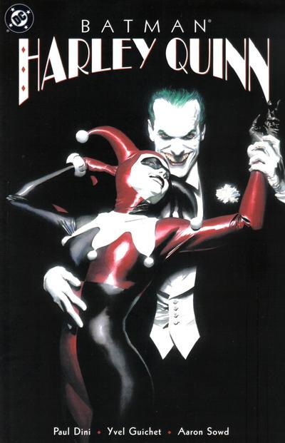 Cover for Batman: Harley Quinn (DC, 1999 series)