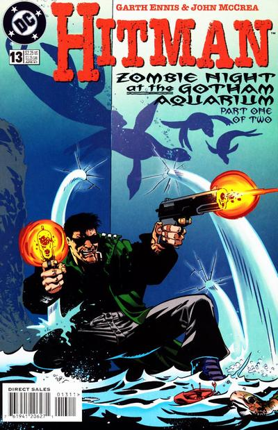 Cover for Hitman (DC, 1996 series) #13