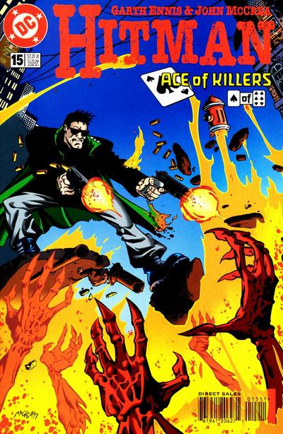 Cover for Hitman (DC, 1996 series) #15