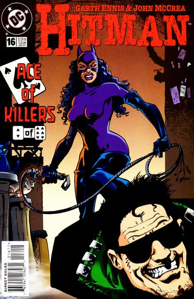 Cover for Hitman (DC, 1996 series) #16