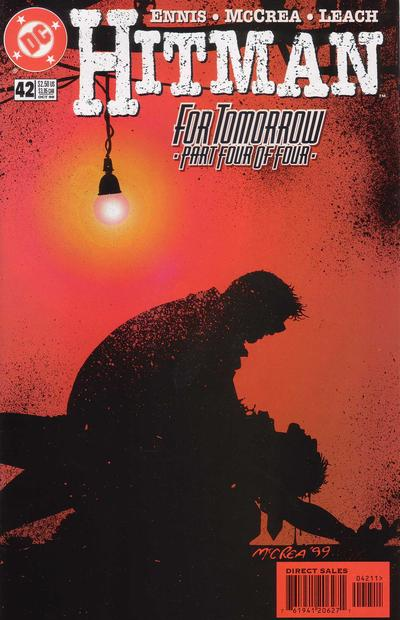Cover for Hitman (DC, 1996 series) #42