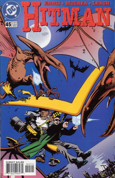 Cover for Hitman (DC, 1996 series) #45