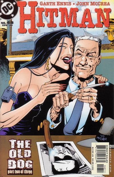 Cover for Hitman (DC, 1996 series) #48
