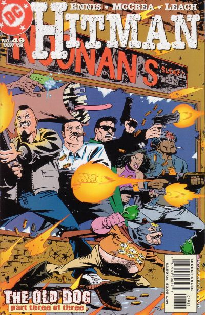 Cover for Hitman (DC, 1996 series) #49