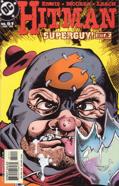 Cover for Hitman (DC, 1996 series) #51