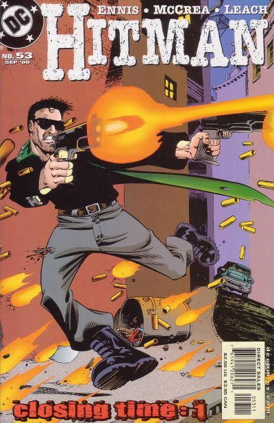 Cover for Hitman (DC, 1996 series) #53