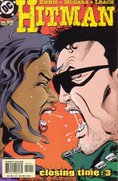 Cover for Hitman (DC, 1996 series) #55