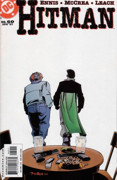 Cover for Hitman (DC, 1996 series) #60