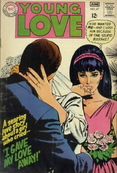 Cover for Young Love (DC, 1963 series) #67