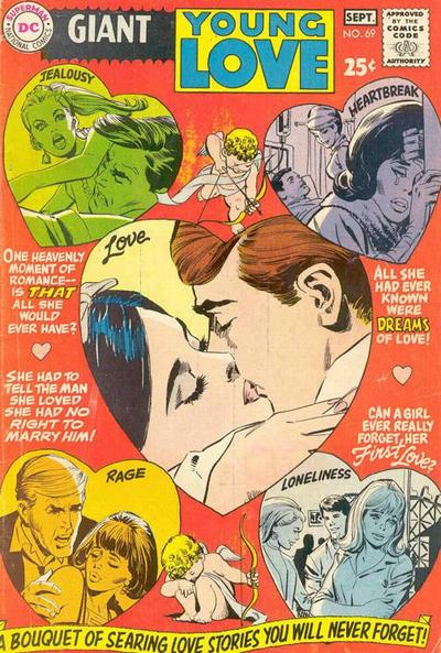 Cover for Young Love (DC, 1963 series) #69