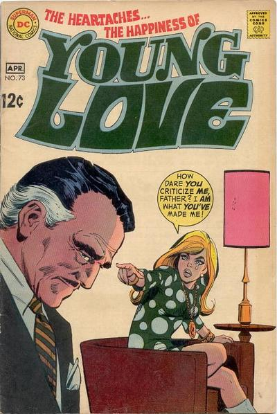 Cover for Young Love (DC, 1963 series) #73