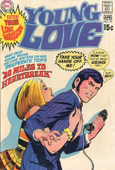 Cover for Young Love (DC, 1963 series) #79