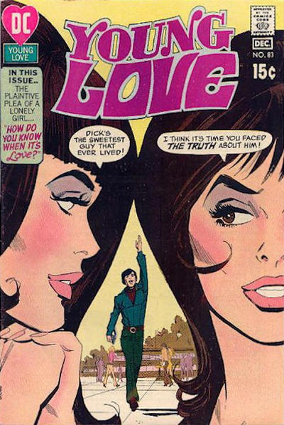 Cover for Young Love (DC, 1963 series) #83