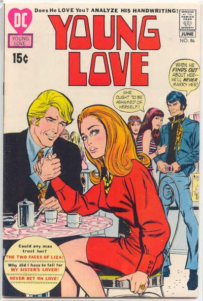 Cover for Young Love (DC, 1963 series) #86