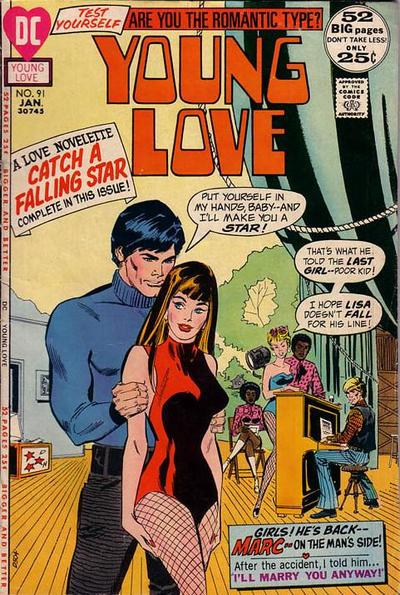 Cover for Young Love (DC, 1963 series) #91