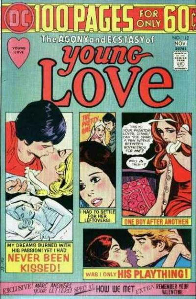 Cover for Young Love (DC, 1963 series) #112