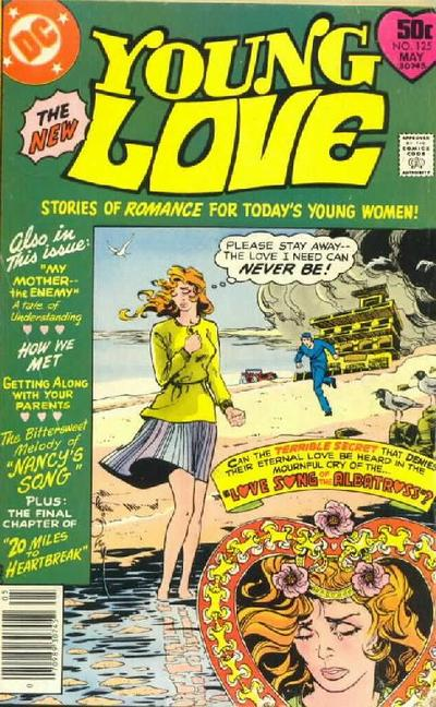 Cover for Young Love (DC, 1963 series) #125
