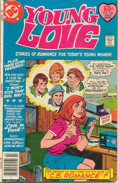 Cover for Young Love (DC, 1963 series) #126