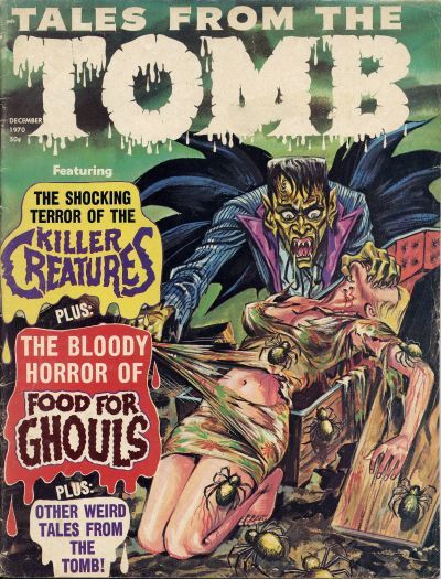 Cover for Tales from the Tomb (Eerie Publications, 1969 series) #v2#6