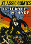 Cover for Classic Comics (Gilberton, 1941 series) #13 - Dr. Jekyll and Mr. Hyde