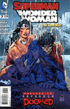 Cover for Superman / Wonder Woman (DC, 2013 series) #7