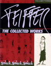 Cover for Feiffer the Collected Works (Fantagraphics, 1988 ? series) #3