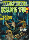 Cover for The Deadly Hands of Kung Fu (K. G. Murray, 1975 series) #8