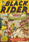 Cover for Black Rider (Bell Features, 1950 ? series) #9