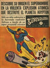 Cover for Superhombre (Editorial Muchnik, 1949 ? series) #1
