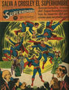 Cover for Superhombre (Editorial Muchnik, 1949 ? series) #6