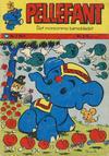 Cover for Pellefant (Illustrerte Klassikere / Williams Forlag, 1970 series) #2/1974