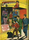 Cover for Superhombre (Editorial Muchnik, 1949 ? series) #7