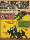 Cover for Superhombre (Editorial Muchnik, 1949 ? series) #4