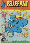 Cover for Pellefant (Illustrerte Klassikere / Williams Forlag, 1970 series) #5/1974