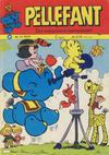 Cover for Pellefant (Illustrerte Klassikere / Williams Forlag, 1970 series) #11/1974