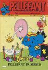 Cover for Pellefant (Illustrerte Klassikere / Williams Forlag, 1970 series) #1/1975