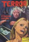 Cover for Terror (Ediperiodici, 1969 series) #31