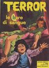 Cover for Terror (Ediperiodici, 1969 series) #42