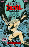 Cover for The Iron Devil (Fantagraphics, 1993 series) #3