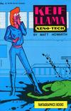Cover for Keif Llama -- Xeno-Tech (Fantagraphics, 1988 series) #4