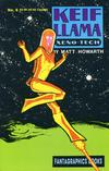 Cover for Keif Llama -- Xeno-Tech (Fantagraphics, 1988 series) #6