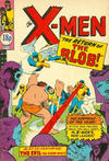Cover for X-Men Pocketbook (Marvel UK, 1981 series) #14
