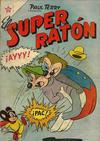 Cover for El Super Ratón (Editorial Novaro, 1951 series) #52