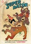 Cover for El Super Ratón (Editorial Novaro, 1951 series) #167